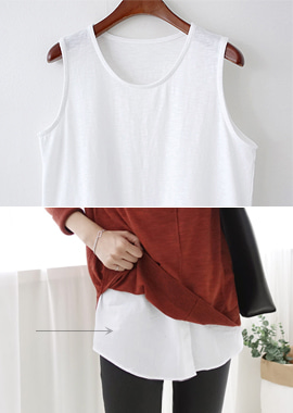 셔츠 Top (2 color)